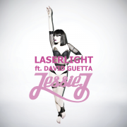Coverafbeelding jessie j ft. david guetta - laserlight