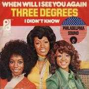 Coverafbeelding Three Degrees - When Will I See You Again