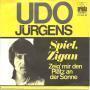 Coverafbeelding Udo Jürgens - Spiel, Zigan