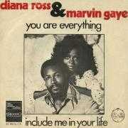 Coverafbeelding Diana Ross & Marvin Gaye - You Are Everything