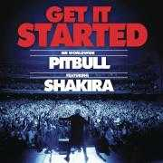 Coverafbeelding Mr Worldwide Pitbull featuring Shakira - Get It Started