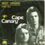 Coverafbeelding Cape Canary - West Virginia