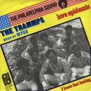 Coverafbeelding The Trammps - music by: MFSB - Love Epidemic