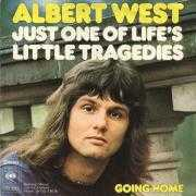 Coverafbeelding Albert West - Just One Of Life's Little Tragedies