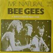 Coverafbeelding Bee Gees - Mr. Natural