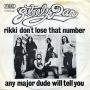 Details Steely Dan - Rikki Don't Lose That Number