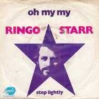 Details Ringo Starr - Oh My My