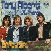 Coverafbeelding Tony Alberti & Friends - Candy Girl