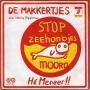 Coverafbeelding De Makkertjes o.l.v. Henny Poelman - Stop Zeehondjesmoord