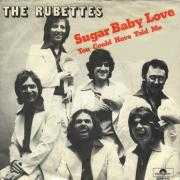 Coverafbeelding The Rubettes - Sugar Baby Love