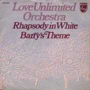 Coverafbeelding Love Unlimited Orchestra - Rhapsody In White