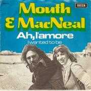 Coverafbeelding Mouth & MacNeal - Ah, L'amore