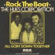 Coverafbeelding The Hues Corporation - Rock The Boat