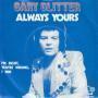 Coverafbeelding Gary Glitter - Always Yours