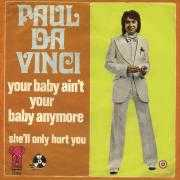 Coverafbeelding Paul Da Vinci - Your Baby Ain't Your Baby Anymore