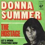 Coverafbeelding Donna Summer - The Hostage