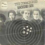 Coverafbeelding The Commodores - Machine Gun
