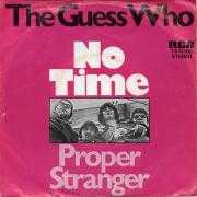 Details The Guess Who - No Time
