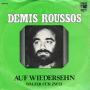 Details Demis Roussos - Auf Wiedersehn