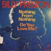 Details Billy Preston - Nothing From Nothing