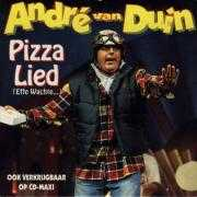 Trackinfo André Van Duin - Pizza Lied (Effe Wachte...)