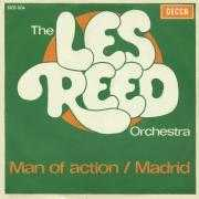 Coverafbeelding The Les Reed Orchestra - Man Of Action