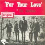 Details The Yardbirds - For Your Love