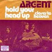 Coverafbeelding Argent - Hold Your Head Up