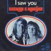 Coverafbeelding Seemon & Marijke - I Saw You