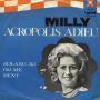 Coverafbeelding Milly - Acropolis Adieu