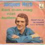Details Jacques Herb - Een Man Mag Niet Huilen