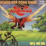 Coverafbeelding Osibisa - Music For Gong Gong