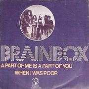 Coverafbeelding Brainbox - A Part Of Me Is A Part Of You