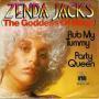 Coverafbeelding Zenda Jacks - Rub My Tummy