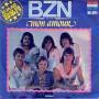 Coverafbeelding BZN - Mon Amour