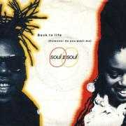 Coverafbeelding Soul II Soul - Back To Life (However Do You Want Me)