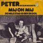 Details Peter en Zijn Rockets - Mij Oh Mij