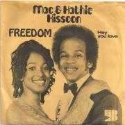 Coverafbeelding Mac & Kathie Kissoon - Freedom