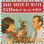 Details Duo Onbekend - Rode Rozen Op Witte Zijde