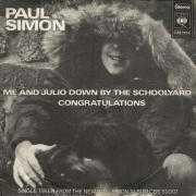 Coverafbeelding Paul Simon - Me And Julio Down By The Schoolyard