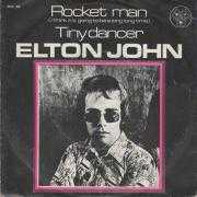 Coverafbeelding Elton John - Rocket Man (I Think It's Going To Be A Long Long Time)