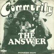 Coverafbeelding Community - The Answer