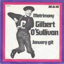Coverafbeelding Gilbert O'Sullivan - Matrimony