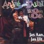 Coverafbeelding André Van Duin & Klazien Uit Zalk - Jas Aan, Jas Uit