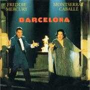 Coverafbeelding Freddie Mercury & Montserrat Caballé - Barcelona