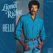 Trackinfo Lionel Richie - Hello