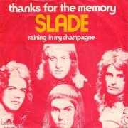 Details Slade - Thanks For The Memory