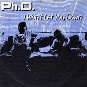 Coverafbeelding Ph.D. - I Won't Let You Down