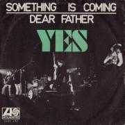 Coverafbeelding Yes - Something Is Coming