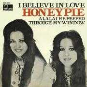 Coverafbeelding Honeypie - I Believe In Love